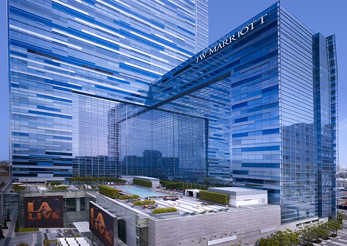 JW Marriott at L.A. LIVE - The Venue for the 2018 Phocuswright Conference
