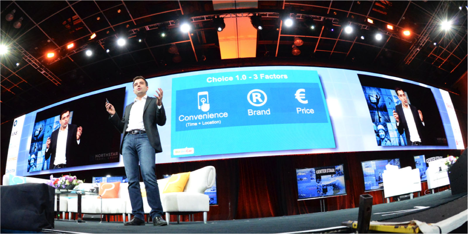 About The Phocuswright Conference - Center Stage Speaker