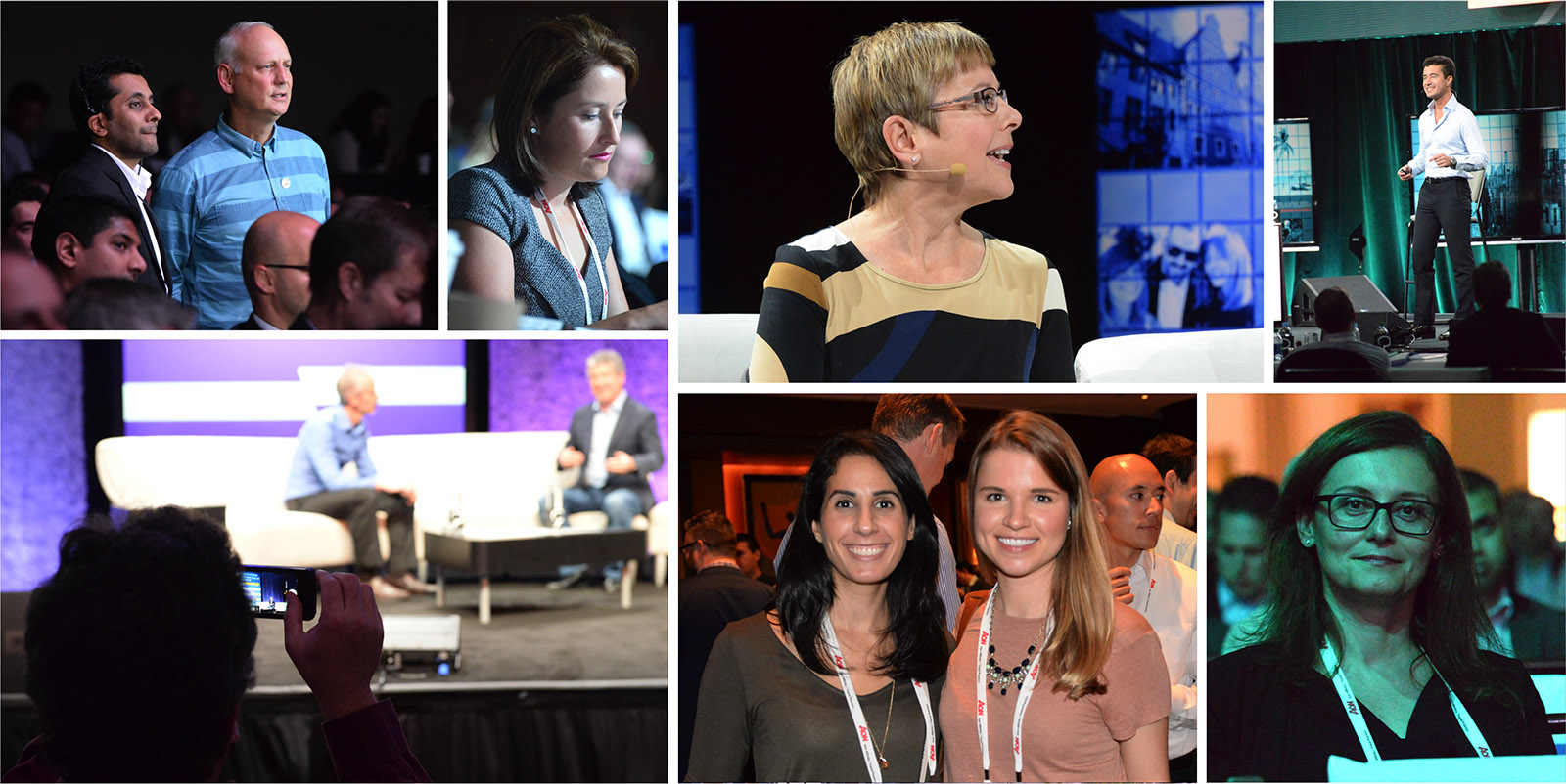 About The Phocuswright Conference - Justify Your Trip - Attendee Collage