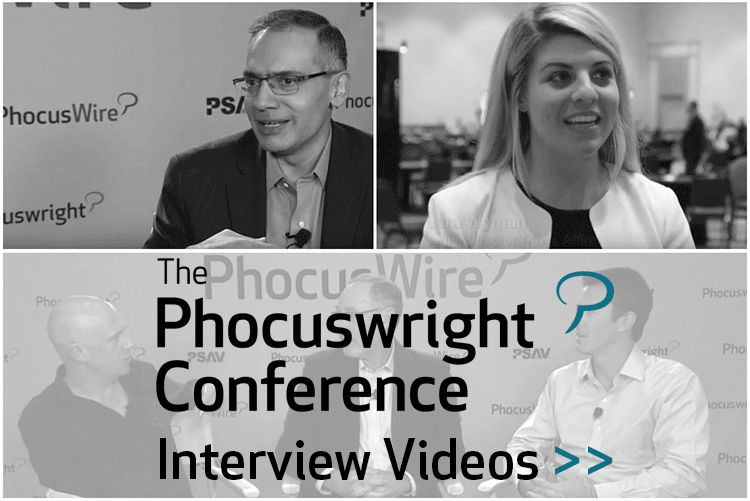 2017 Phocuswright Conference Videos