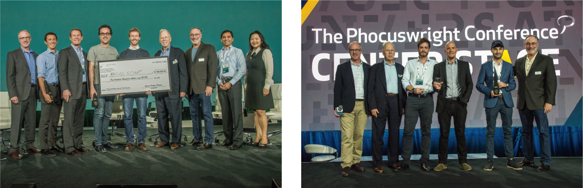 2015 Phocuswright Conference Innovation Winners