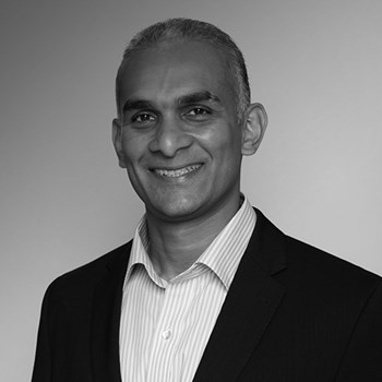 Roshan Mendis Chief Commercial Officer