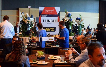 Networking Lunch: Wednesday