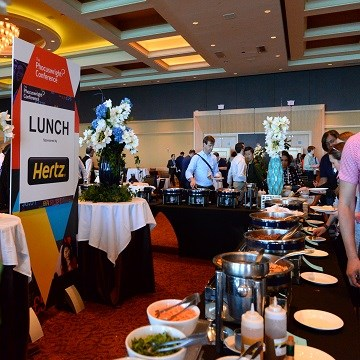 Networking Lunch  Tuesday