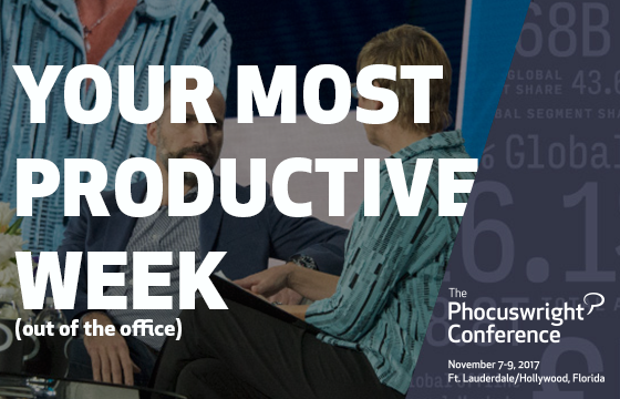 your most productive week out of the office