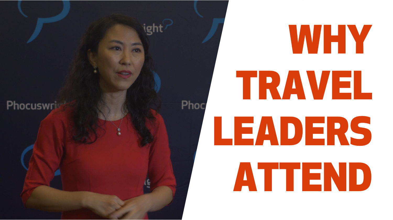 Why Travel's Most Influential Leaders Attend
