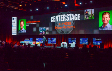 center stage at phocuswright conference
