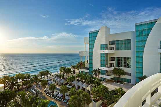 The Diplomat Beach Resort, Ft. Lauderdale/Hollywood, Florida